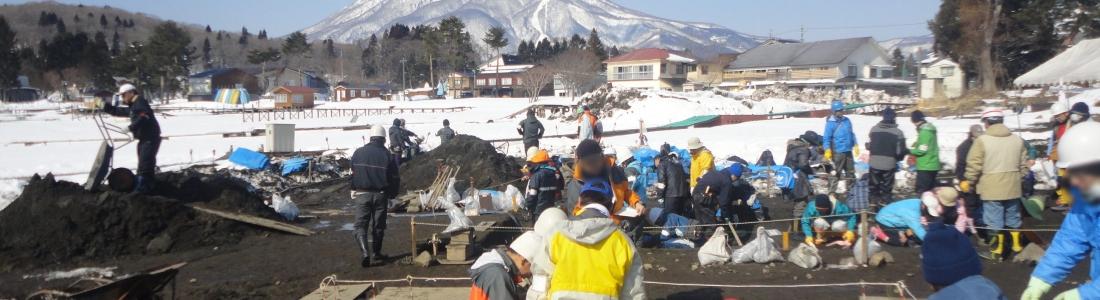 第22次野尻湖発掘一般参加者募集のお知らせ